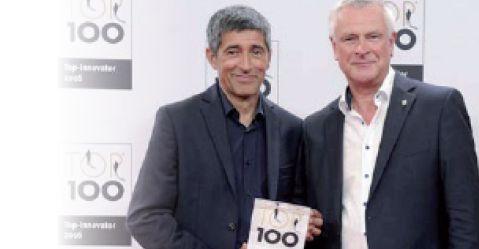 Auszeichnung Simicon GmbH TOP100